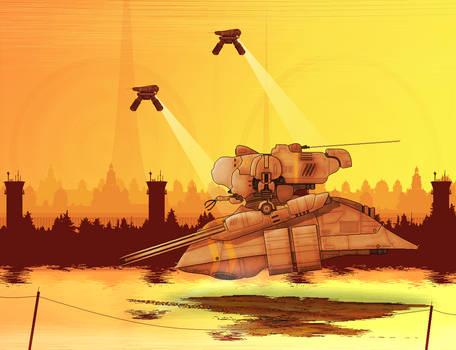 River Guard by BlastWaves