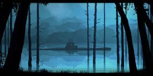 Quiet Waters by BlastWaves