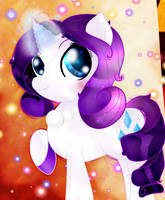Colored Rarity Sketch by Syico