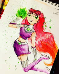 Starfire by Syico