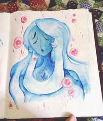 Blue Diamond by Syico