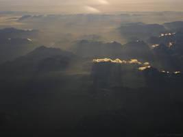alpen by sommerstod