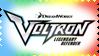 Voltron Logo Stamp (F2U) by dekyun
