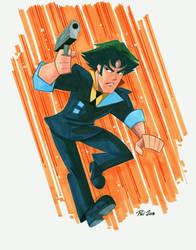 Spike - Jack Style by Inkermoy