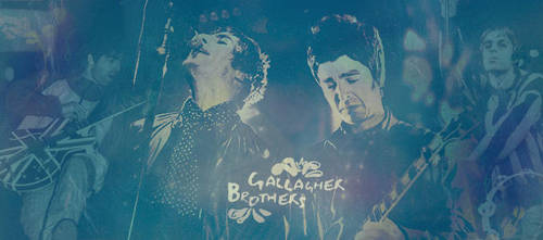 Gallagher Brothers by AlbionSailor