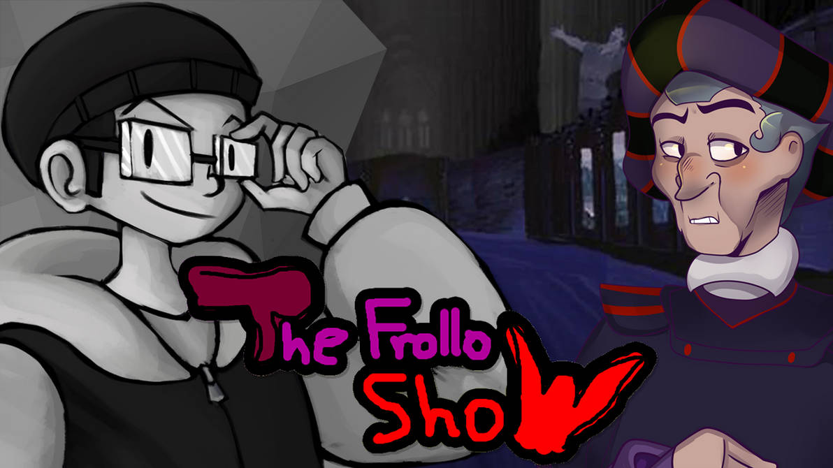 The Frollo Show, Is A Good Webshow - IndieAnjelo by IndieAnjelo