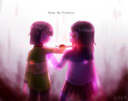 Keep My Promise by DiamondMian
