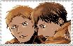 ReiBert Stamp by newsie-fics