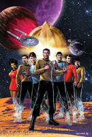 Star Trek Ultimate Edition by michkelleher