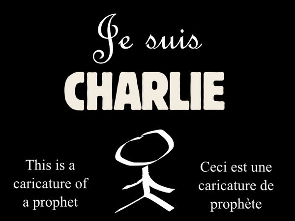 Je suis Charlie by Scipia