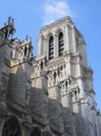 Notre-Dame de Paris VII by Scipia