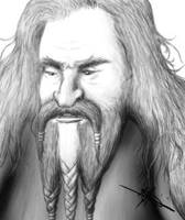Valnir Stormhammer by YaggyDigital