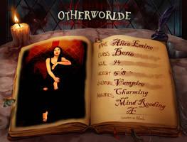 Otherworlde App - Alice Emine by YaggyDigital