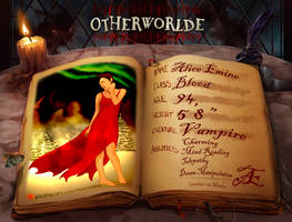 Otherworlde App - Alice Emine - Y2 by YaggyDigital