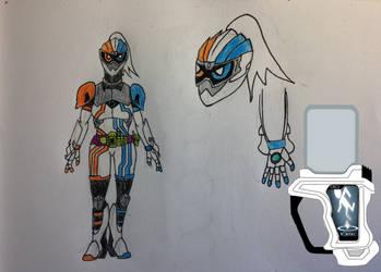 Kamen Rider Aperture by KamenRiderDeCaliber
