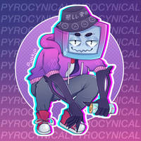 Pyrocynical by MegLeee