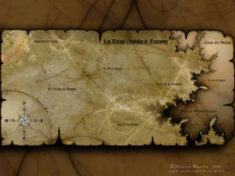 El mapa perdido by d-p-m