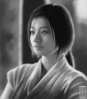 Japanese girl by Demitra5566