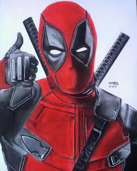 Deadpool by Phernandoortiz