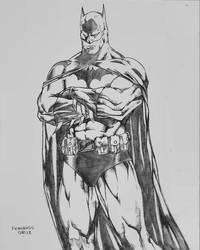 Batman by Phernandoortiz