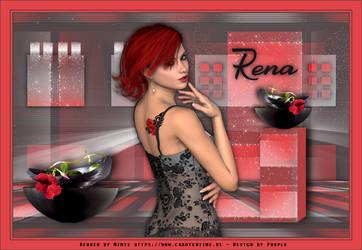 Rena by PurplesDesign