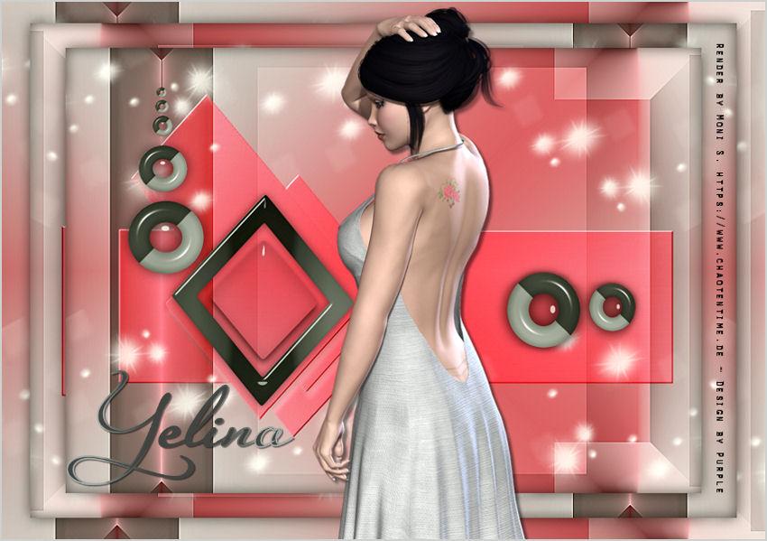 Yelina by PurplesDesign