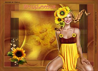 Sunflower by PurplesDesign