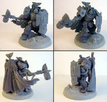 WIP Darnath Lysander Count As by Grombald