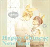 Happy Chinese New Year by dorisdoris