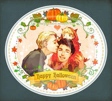 Happy Halloween by dorisdoris