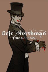 Eric Northman by dorisdoris