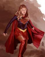 Supergirl by eseker031