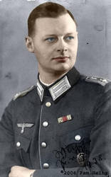 Prince Wilhelm of Prussia by Bronitz