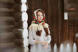 The Russian Beauty (Alexa) 01 by TanyaMochalova
