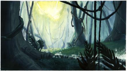 Jungle by Pandoraz-Kyle