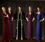 The Black Magician Trilogy - Magicians by Saruz96