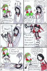 Fool's Gift by Sweetshiichan