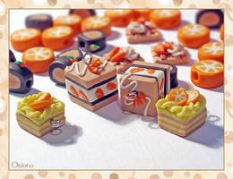 Cakes by AnnaOriona