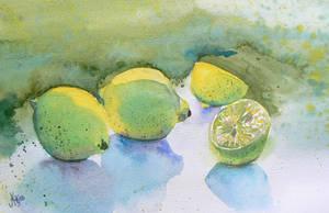 Lemons by mashami