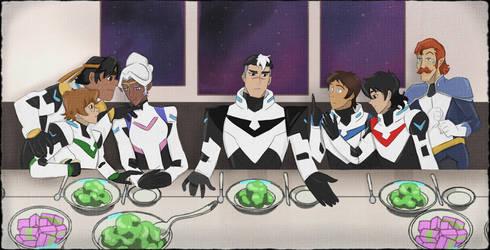VLD Last Supper by Jenni41