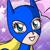 Batgirl Lina V by Shadowgirlfan