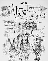 Alice by analogmouse