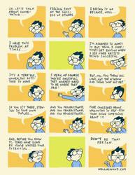 Daily Comic 135 by nellucnhoj