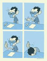 Daily Comic 197 by nellucnhoj