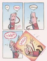 Daily Comic 378 by nellucnhoj