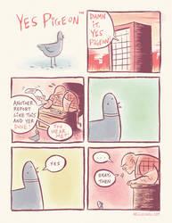 Daily Comic 419 by nellucnhoj
