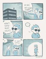 Daily Comic 422 by nellucnhoj