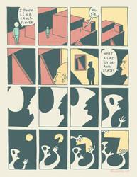 Daily Comic 432 by nellucnhoj
