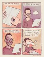 Daily Comic 435 by nellucnhoj