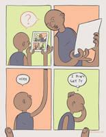 Daily Comic 437 by nellucnhoj